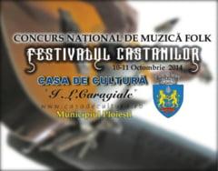17 concurenti au ajuns in finala Festivalului de Interpretare a Muzicii Folk de la Ploiesti