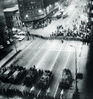 17 decembrie 1989 - ziua primilor martiri ai Revolutiei din '89