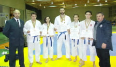 17 medalii pentru sportivii CSM Sfantu Gheorghe la Nationalele de Ju-Jitsu