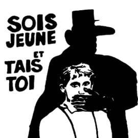 1968, anul in care Franta a reinventat libertatea
