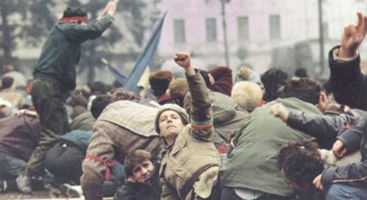 1989, revolutionari in actiune