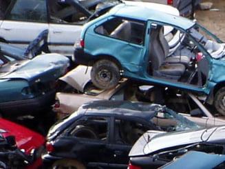 2.700 de masini vandute prin programul Rabla, in septembrie
