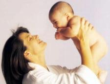 20.000 de mame vor primi mai multi bani de la 1 ianuarie
