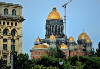 20 de milioane de lei pentru constructia Catedralei Mantuirii Neamului, bani alocati discret de guvern