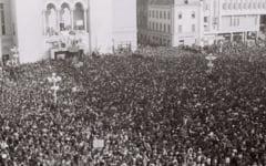 20 decembrie 1989. Timisorenii au sarbatorit victoria, dar nu-si imaginau ce pericole ii pasteau. Ceausescu s-a adresat cetatenilor de la TV