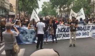 200.000 de oameni au protestat in toata Franta fata de politicile lui Macron (Video&Foto)