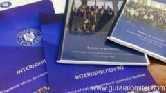 200 de posturi disponibile in Programul Oficial de Internship al Guvernului Romaniei - editia 2018