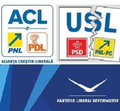 2014, anul marilor miscari pe scena politica din Romania