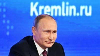 2016, un an glorios pentru Vladimir Putin. Ce urmeaza in 2017?