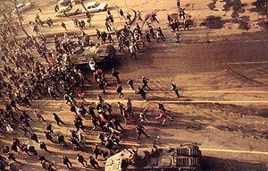 21 decembrie 1989 - Revolutia ajunge la Bucuresti