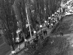 22 de ani de la revolta anticomunista din Brasov