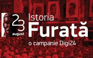 23 august, 1944: istoria furata - o campanie jurnalistica unica in media romaneasca