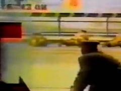 """23 decembrie 1989, Romania aruncata in haos. Atacul teroristilor: Ion Iliescu anunta la TVR ca se """"actioneaza unitar impotriva teroristilor"""". 39 de morti la Aeroportul Otopeni"""