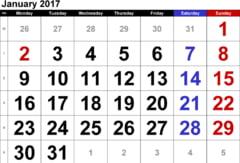 23 ianuarie, zi libera pentru salariatii din sectorul public