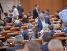 233 de voturi necesare pentru suspendarea presedintelui