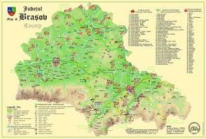 25.20.2020 Cinci localitati din Brasov in scenariul rosu. Municipiul resedinta, 2,99 cazuri la mia de locuitori