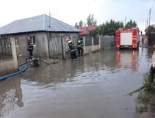25 de localitati au fost afectate de vijelii: Trei persoane au fost ranite in Capitala