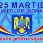 25 martie, Ziua Politiei Romane. FILE DE ISTORIE