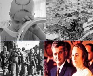 """26 aprilie, ziua dezastrului: Ceausescu in alerta la cinci zile de la EXPLOZIE, iar la Botosani """"bate-un vant ciudat, dar e cald"""""""