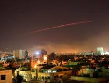 26 de morti in urma unui atac cu rachete asupra unor baze militare din Siria UPDATE
