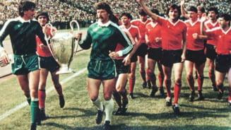 27 de ani de la cea mai frumoasa zi a fotbalului romanesc