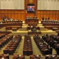28 de senatori si deputati au parasit Parlamentul in primii doi ani de mandat