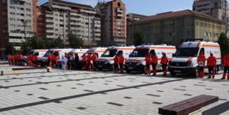 28 iulie, Ziua Nationala a Ambulantei La Miercurea Ciuc, astazi, locuitorii pot invata cum sa efectueze corect manevrele de resuscitare in cazul unui stop cardiac