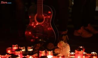 3 ani de la #Colectiv. Mars emotionant de comemorare a victimelor tragediei (Foto & Video)