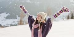 3 sfaturi pretioase de la oamenii de SUCCES pentru a te bucura de o iarna ca in povesti!