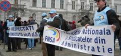 30 APRILIE: Greva generala de o zi in administratia publica locala din Romania