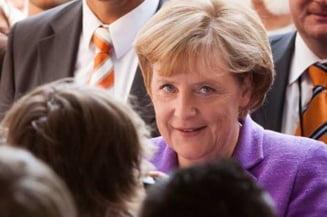 30 de ani de la caderea Zidului Berlinului: Apelul facut de Angela Merkel