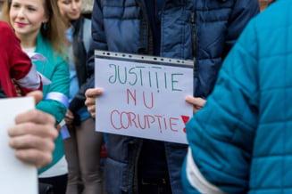 30 de presedinti si vicepresedinti de tribunale cer CSM sa opreasca protestele magistratilor