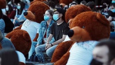30 de urși bruni, în public la deschiderea Astra Film Festival 2021