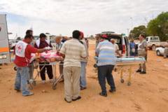 37 de libieni raniti in razboi au ajuns in Romania, unde vor fi tratati