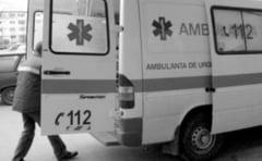 397 interventii ale ambulantelor teleormanene, in weekend