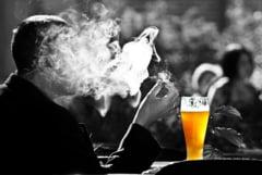 4% dintre cazurile de cancer depistate anul trecut sunt legate de consumul de alcoolSTUDIU