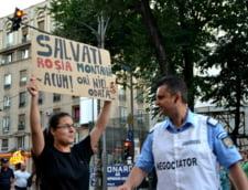 4.000 de manifestanti s-au adunat duminica in Piata Universitatii din Bucuresti