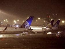 4.000 de zboruri anulate, in SUA, din cauza zapezii