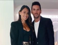 4 ani de la nunta lui Messi. Imagini nemaivazute scoase la iveala de sotia Antonella. Cat de bun dansator e starul Barcelonei VIDEO