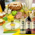 4 vinuri pentru masa de Paste