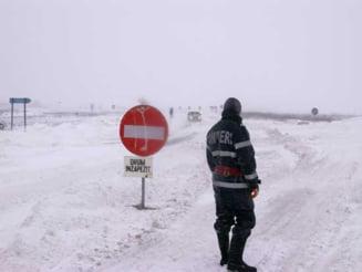 40 de masini blocate de politie, la iesire din Slobozia