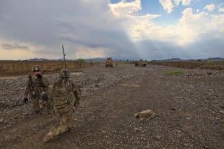40 de militari din Afganistan au fost gasiti morti dupa ce baza lor a fost atacata de talibani
