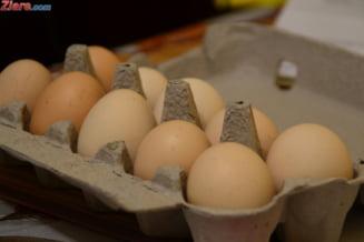 40 de tari au fost afectate pana acum de scandalul oualor contaminate cu insecticid