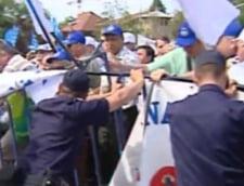 400 de angajati din penitenciare participa la mitingul de miercuri din Capitala