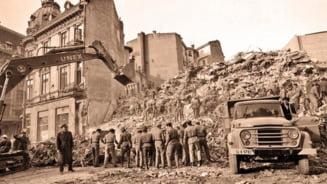44 de ani de la cutremurul devastator din 1977. Sute de cladiri din Bucuresti risca sa se prabuseasca in cazul unui seism puternic