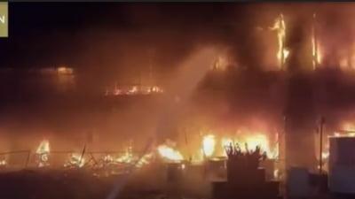 46 de morţi şi zeci de răniţi într-un incendiu în Taiwan. Care ar putea fi cauza dezastrului VIDEO