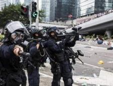 47 de membri ai miscarii pentru democratie, urmariti penal de autoritatile din Hong Kong