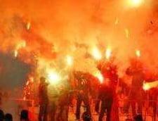 47 de suporteri, arestati la Lyon