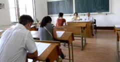 5.557 de elevi de clasele a XI-a si a XII-a din Brasov s-au prezentat la prima proba a simularii de Bac