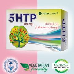 5-HTP - antidepresiv, anxiolitic si calmant natural